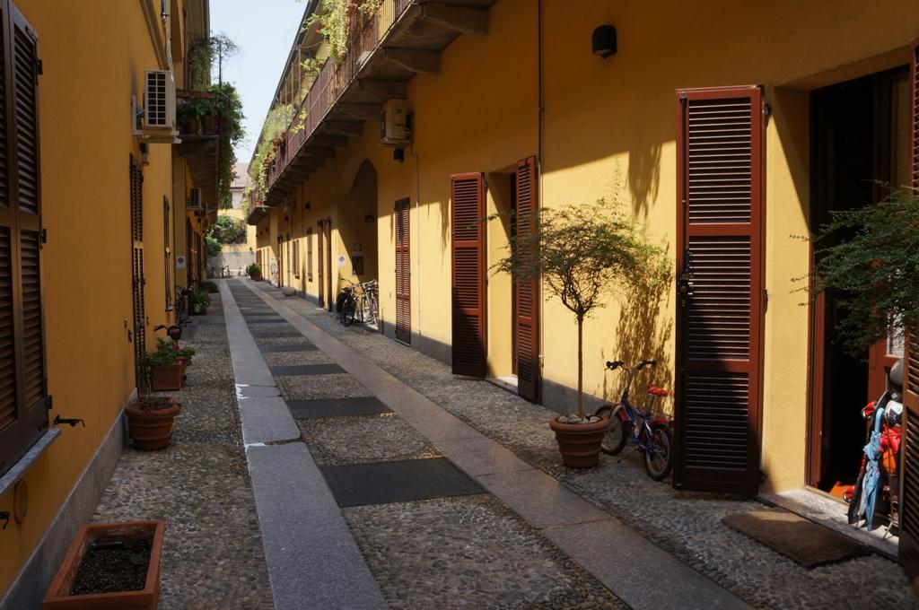 Appartamento in vendita milano corso san gottardo for Monolocali in vendita a milano