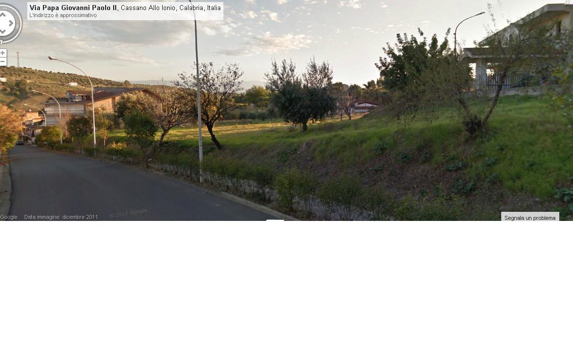 Terreno Edificabile Artigianale in vendita a Cassano allo Ionio, 1 locali, prezzo € 60.000 | CambioCasa.it