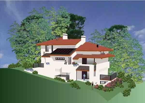 Vendita case annunci di case e appartamenti in vendita - Altezza alberi giardino privato condominio ...